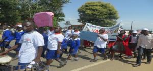 IDEOF celebration in Arua, Uganda.